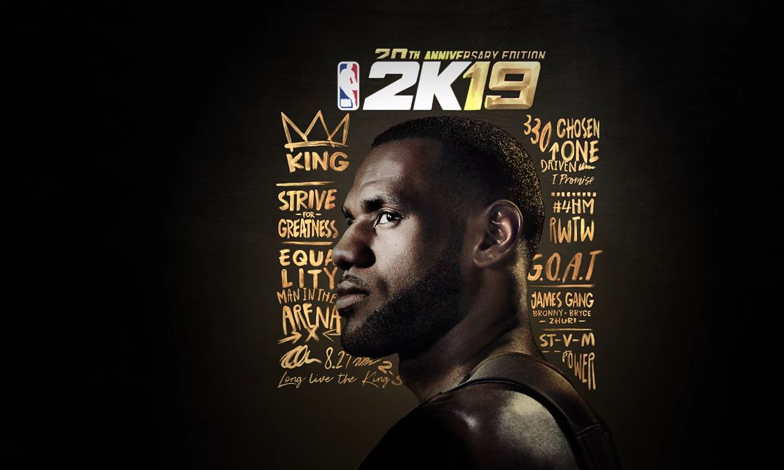 NBA 2K19 : Un premier trailer de gameplay dévoilé !